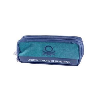 012 Benetton Kalem Çantası Mor